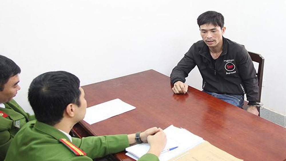 Lời khai của kẻ chém người phụ nữ trước mặt con nhỏ ở Thái Nguyên